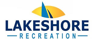Lakeshore Recreation Logo white small receipt