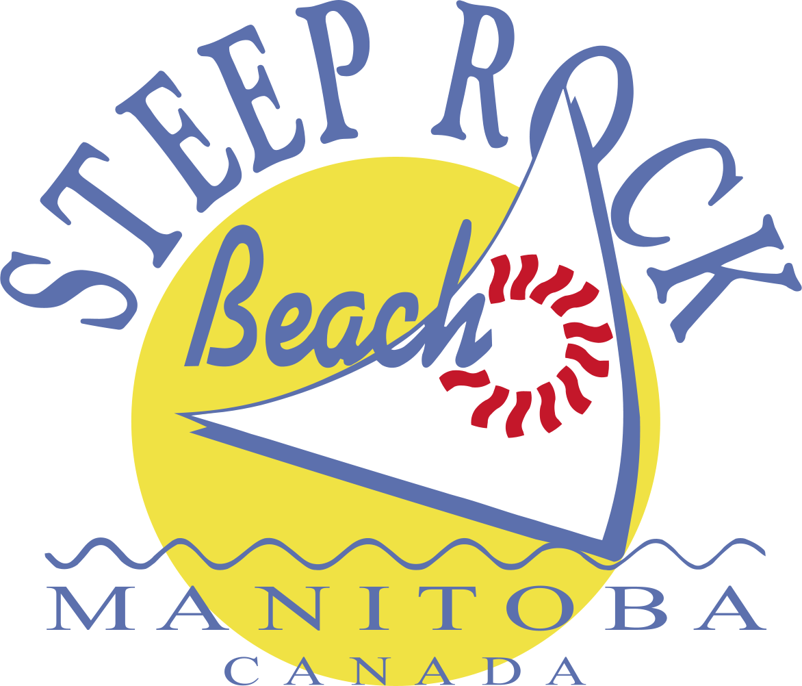 Steep Rock Beach Logo